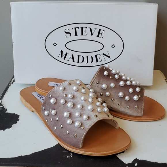 Steve Madden Shoes - Steve Madden Denise Slides